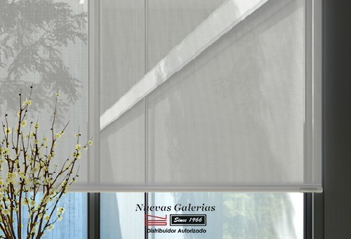 Reflective Roller Shades