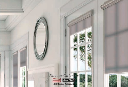 Roller Shades compact