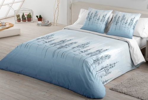 Polyester-Cotton Duvet Covers