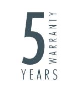 Garantía Bandalux Arion 5 Años - Nuevas Galerias