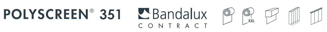 polyscreeen 351 bandalux contract - www.nuevasgalerias.es