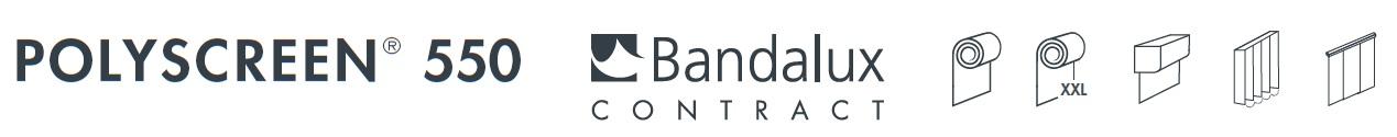 polyscreeen 550 bandalux contract - www.nuevasgalerias.es
