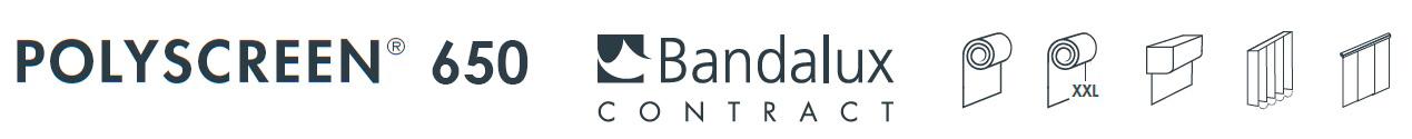polyscreeen 650 bandalux contract - www.nuevasgalerias.es