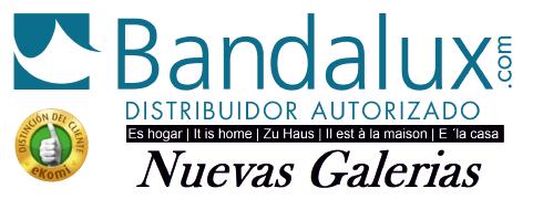 Bandalux Distribuidor Autorizado Nuevas Galerias
