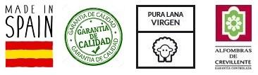 Alfombra de lana Sualsa - Nuevas Galerias