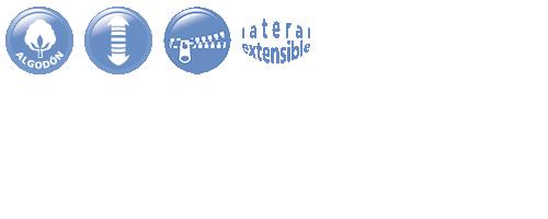 Caracteristicas Funda de Colchón Elástica Atenea | Velfont