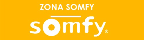 Somfy | Motoriza tus cortinas Enrollables.